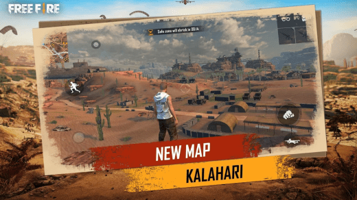 Free Fire Kalahari for PC