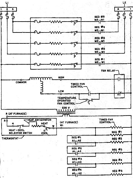 diagram coleman evcon eb17b transformer diagram full