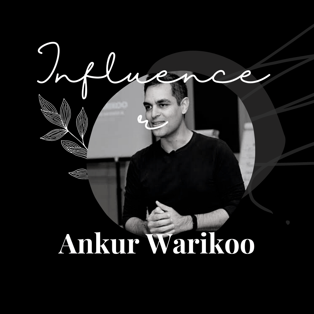 best indian influencers for self growth - Ankur Warikoo