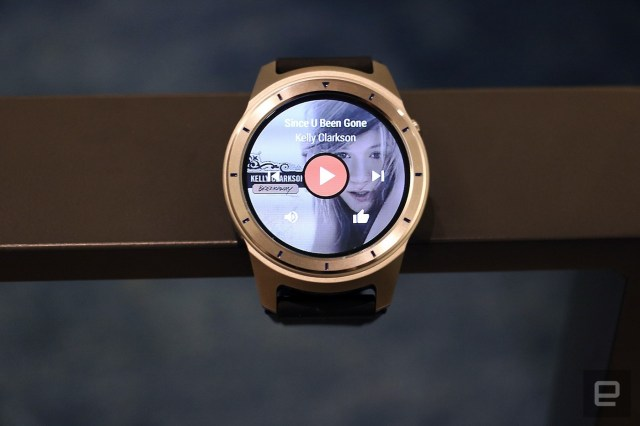 ZTE Quartz Smartwatch - Tech Trend