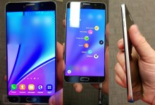 Photo of Leaked photo of the Upcoming Samsung Galaxy Note 5