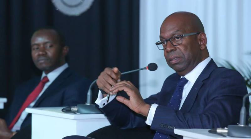 Safaricom CEO Bob Collymore takes prolonged sick leave, Company's CFO to be in charge.
