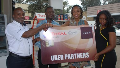 Photo of Uber partners with Total to provide benefits to driver-partners