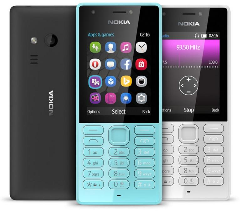 Microsoft has today introduced two new devices, Nokia 216 and Nokia 216 Dual SIM into the Kenyan market