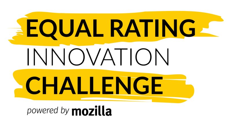 The Equal Rating Innovation Challenge will support promising solutions through expert mentorship and funding of US$250,000 in prize monies