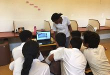 Photo of Aga Khan Academy Mombasa students showcase projects to address key challenges in Kenya