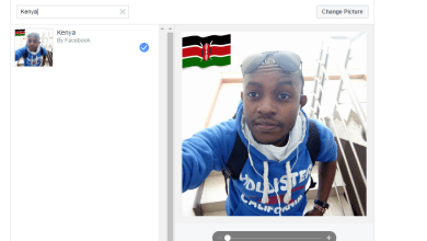 Photo of Here's how to add your country's flag to your profile photo on Facebook