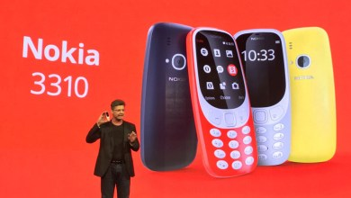 Photo of MWC2017: The Nokia 3310 is here, complete with a colour screen and Internet access