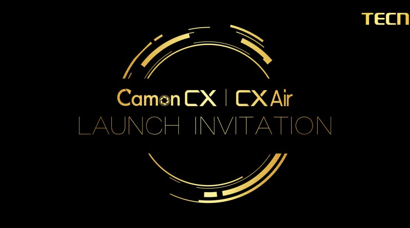 What to expect from the Tecno Camon CX and CX Air Launch this month