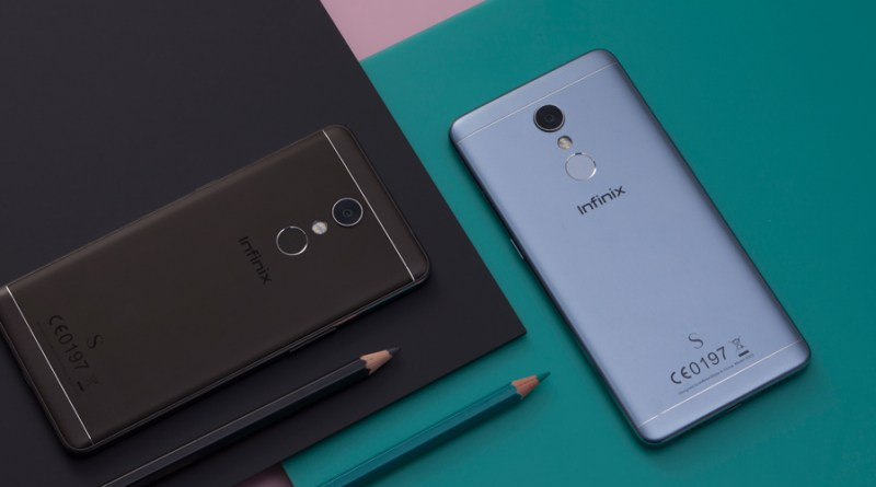 The Infinix S2 Pro will be available on Jumia starting today