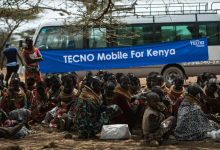 Photo of TECNO Mobile donates food to drought-stricken communities in Isiolo County