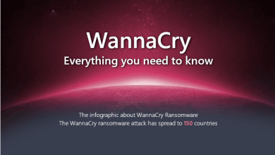 Photo of Global Wannacry Ransomware Attack – Infographic