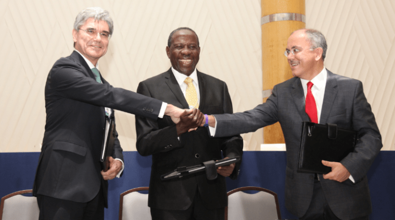 Siemens signs MoU with Uganda and Sudan to develop solutions in power supply, transportation, industry and healthcare