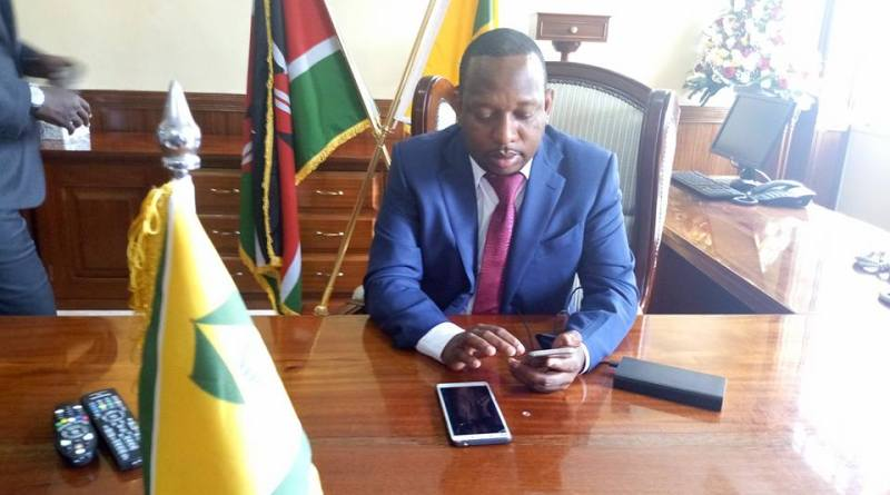 Nairobi County going cashless, Governor Mike Sonko announces