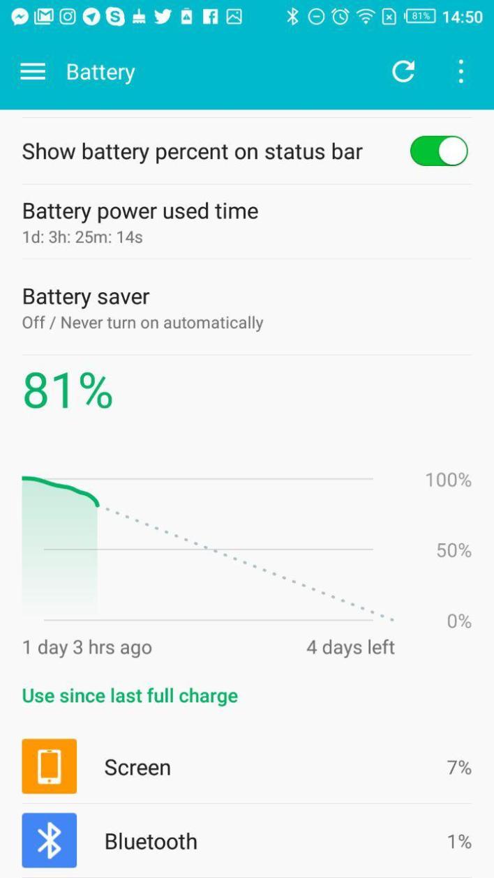 Infinix Note 4 battery