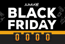 Photo of 2017 Jumia Black Friday sale to run from November 13 to December 13