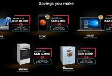 Photo of Take advantage of the 2017 Jumia Black Friday with this crazy deals.