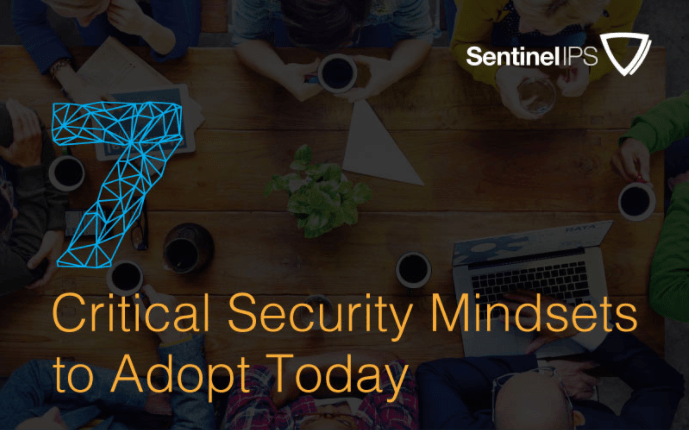 Infographic: Security Mindsets to Adopt Today
