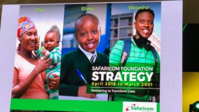 Photo of Safaricom Foundation Launches New Strategy To Bolster Health, Education And Economic Empowerment
