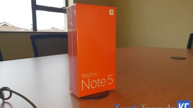 Photo of Xiaomi Redmi Note 5 Unboxing, specs and first impressions.