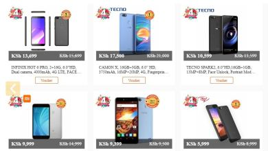 Photo of Kilimall 4th Anniversary 2018 smartphone deals you should check out now