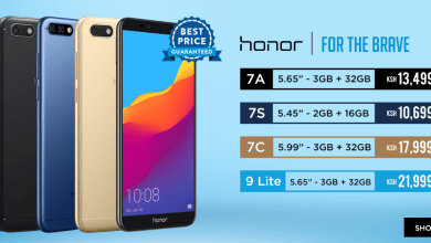 Photo of The Huawei Honor 7A, 7S and 7C are now available on Jumia