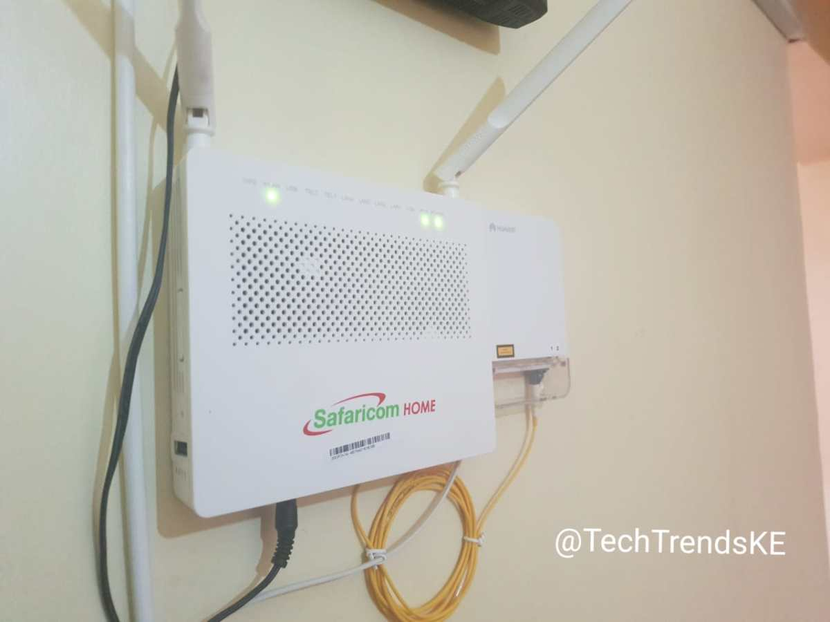 Safaricom introduces optional Internet Plus Package for its Home Fiber customers