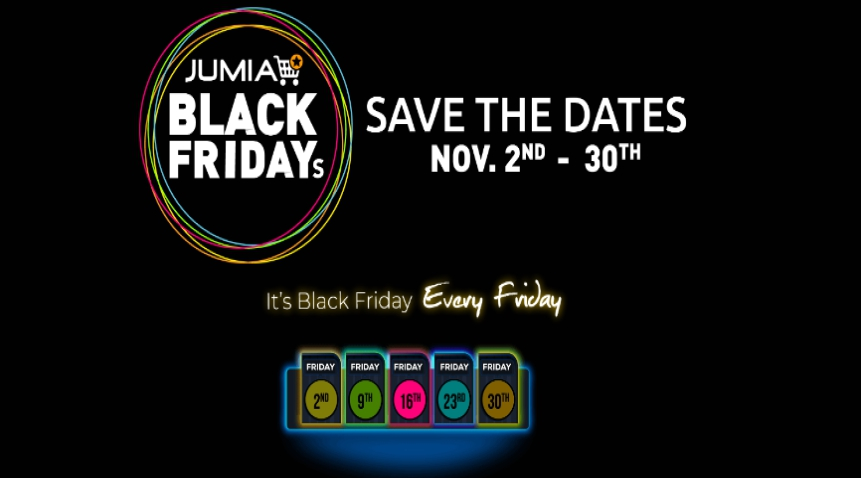 Expect the Jumia Black Friday 2018 to be twice as big as last year