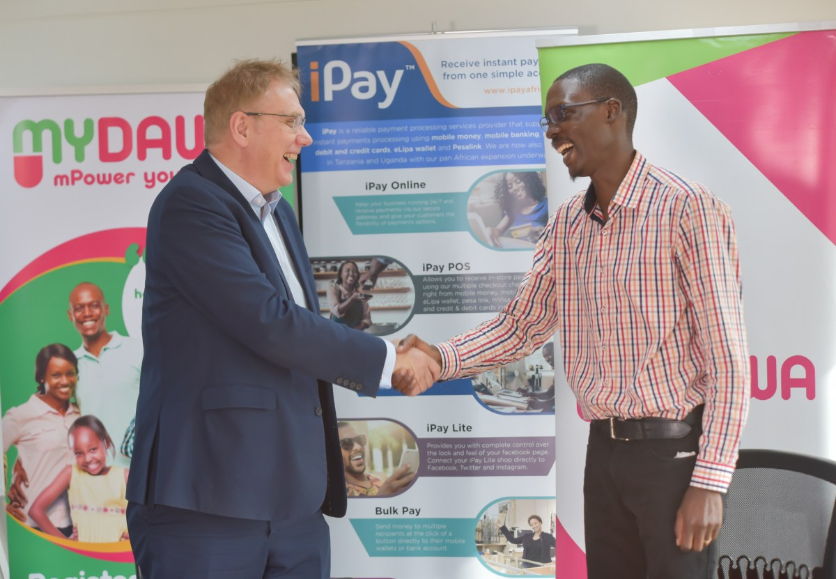 MYDAWA leverages on fintech solution iPay to scale up service delivery
