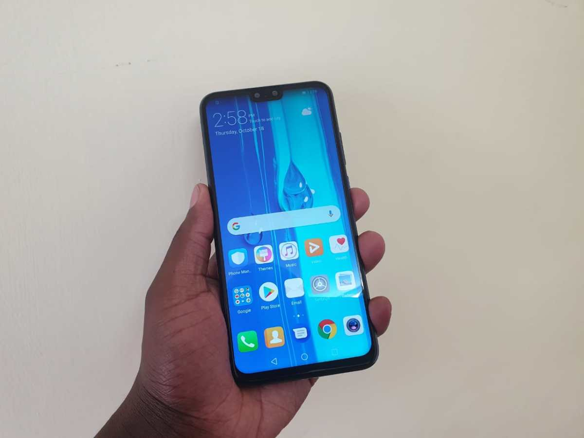 The Huawei Y9 (2019) unveiled in Kenya for Kshs 24,990