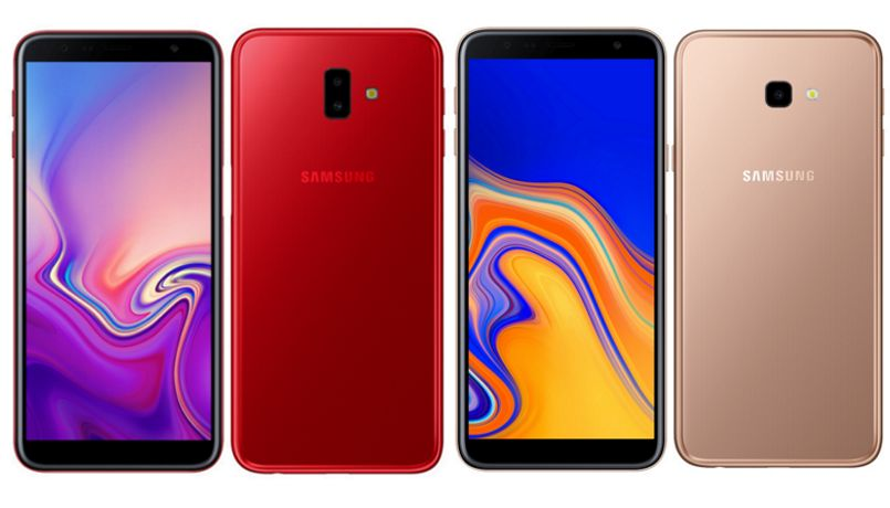 Samsung makes an addition to the J-series with the introduction of the Galaxy J6+ and Galaxy J4+