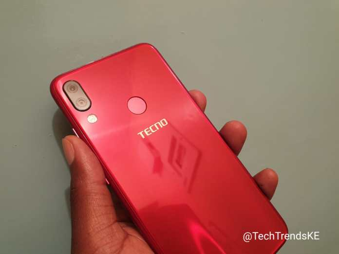 TECNO Camon 11 Unboxing and First Impressions - TechTrendsKE