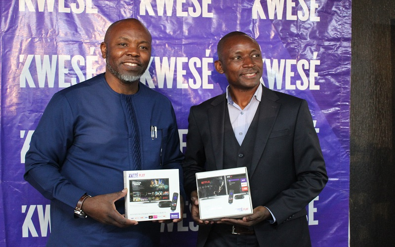 Kwesé launches Kwesé Play, its VOD streaming service in Kenya