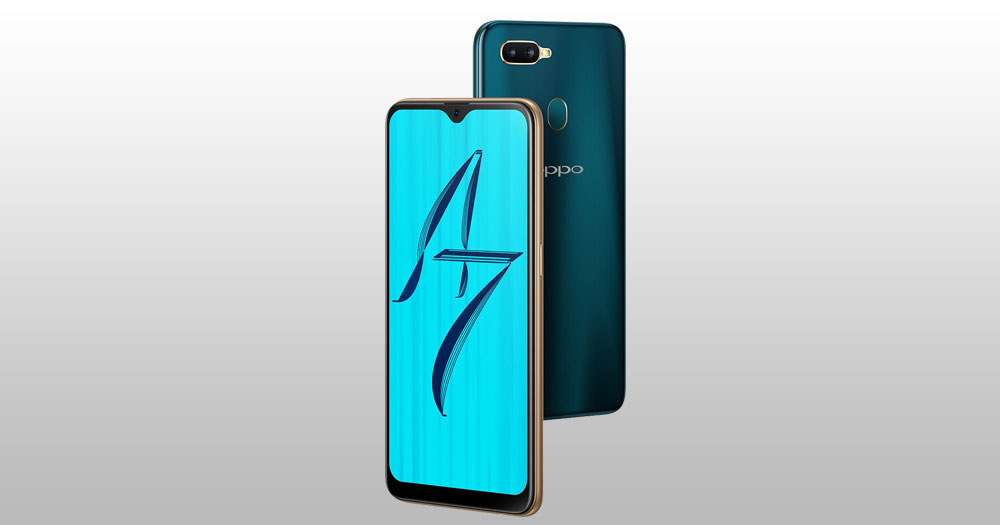 OPPO Unveils The OPPO A7 Smartphone: Specs, Price And Availability in Kenya