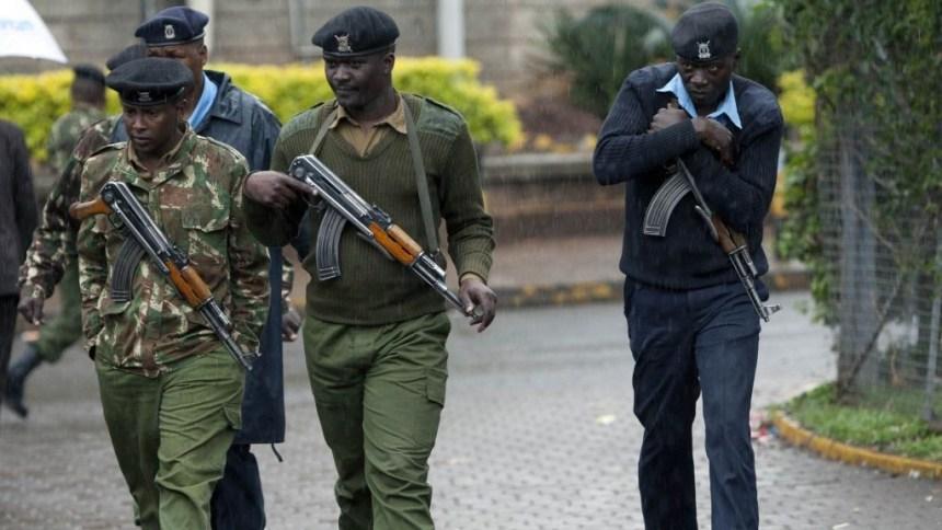 Image result for kenya police officers