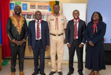 Photo of Google and Kenya Scouts Association launch 2019 edition of Web Rangers programme