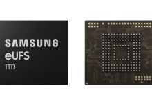 Photo of Samsung is working on industry's First 1TB memory chip for smartphones