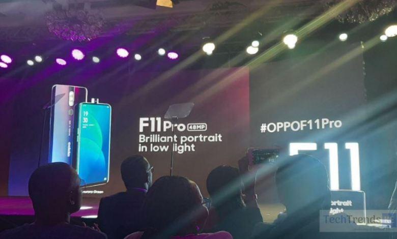 OPPO F11 PRO Kenya