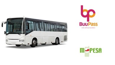 Photo of BuuPass Partners with Safaricom on M-PESA Bus Booking Service