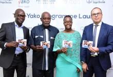 Tiba Yako Program launch
