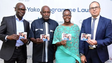 Tiba Yako Program launch