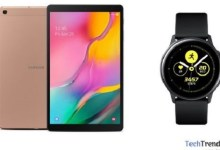 Samsung Galaxy Tab S5e and the new Galaxy Watch Active are now available in Kenya