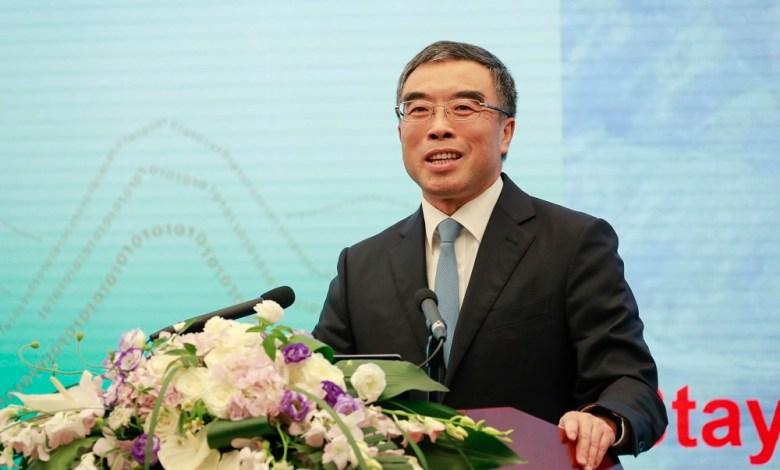 Huawei Chairman Liang Hua