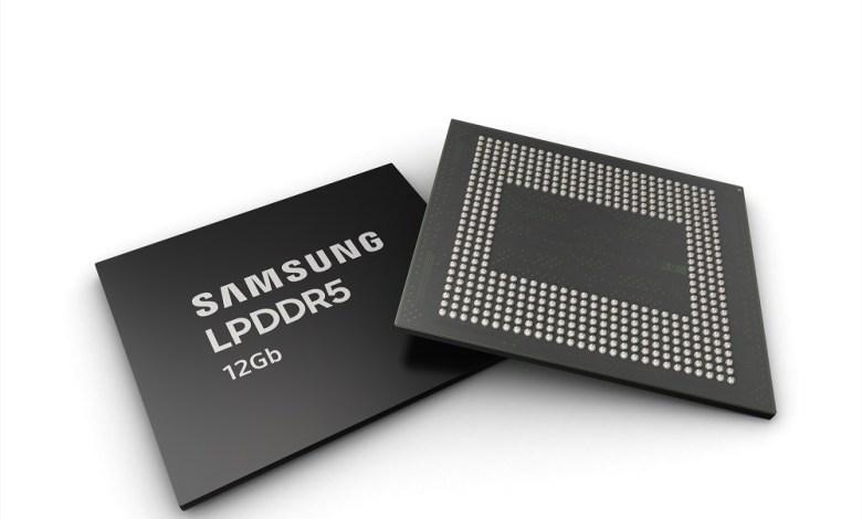 Samsung-12Gb-LPDDR5