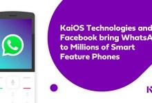 WhatsApp for KaiOS