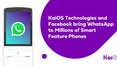 Photo of Whatsapp Now Available on KaiOS; a Feature Phone Operating System