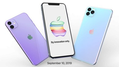 iPhone 11 series renders