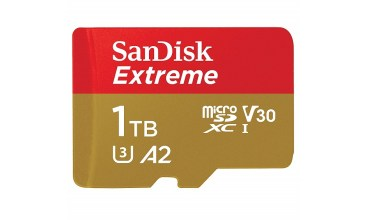 Sandik 1TB Extreme microSD