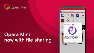 Photo of Opera Mini browser now has an offline file sharing feature