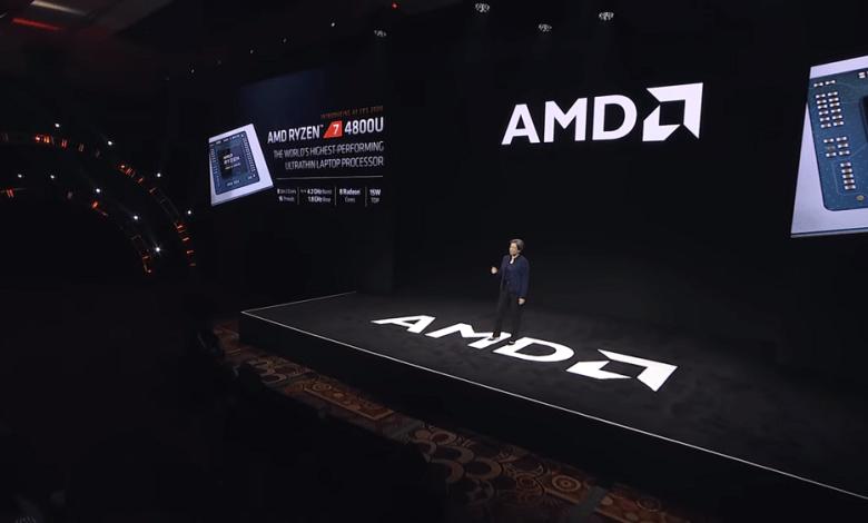 Ces2020 Amd Unveils 7nm Ryzen 4000 Laptop Cpus Techtrendske